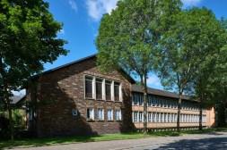Saarbrücken, Grundschule am Rastpfuhl (1950er Jahre, Peter Paul Seeberger) (Bild: Marco Kany)
