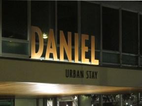Wien, Hotel Daniel (Bild: D. Bartetzko)