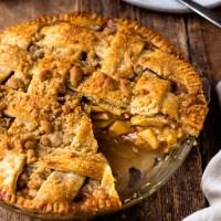 Triple Crusted Apple Pie