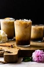 Brown Sugar Shaken Espresso Latte