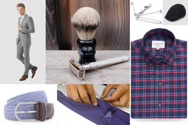 Menswear Gifts for Him: 38 Stylish Ideas for Your Boyfriend or Husband