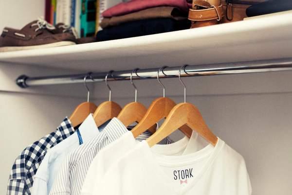 Stork-closet