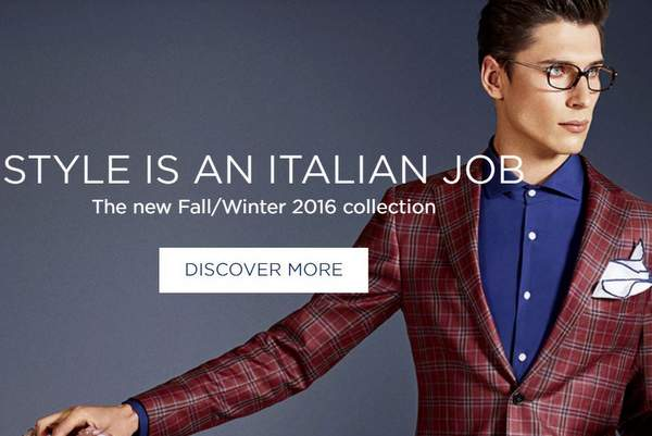 Lanieri Discount Coupon: 100 dollars off an Italian-made custom suit