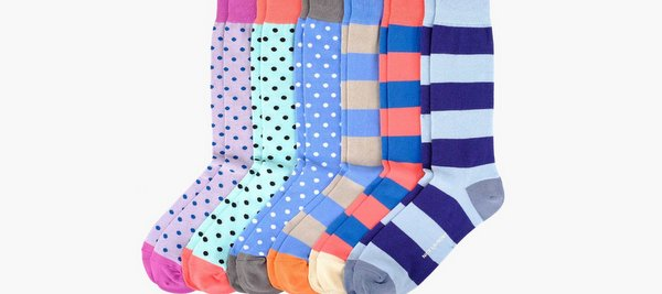 Our Comprehensive Guide to the Best Places to Buy Colorful Men's Socks Online