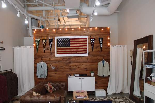 In Shaw DC, American-made Menswear Retailer Read Wall Establishes Politician-Friendly Outpost