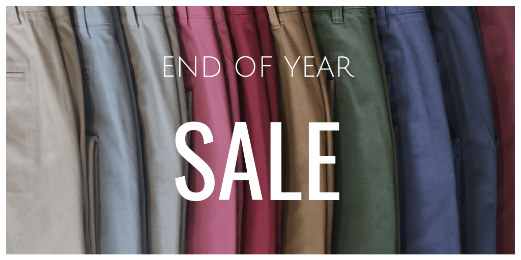 Our Favorite Menswear End-of-the-Year Clearance Deals, Discounts and Coupons