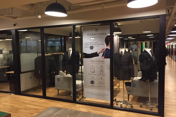 "Reviewing Kashiyama, the Super-Affordable ""Smart Tailor"" from Japan About Take the United States by Storm"