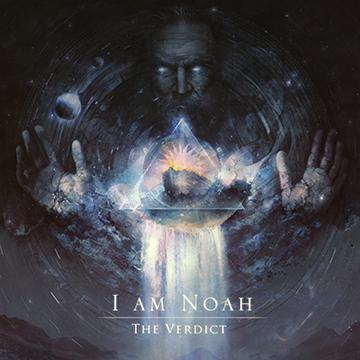 I Am Noah - The Verdict Cover CC