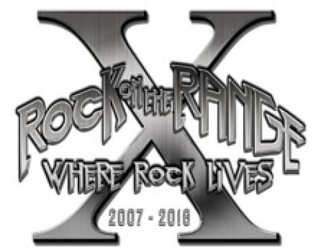 Rock On The Range X
