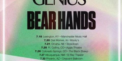 atlas genius bear hands