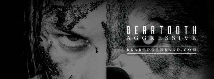 beartooth aggressive banner