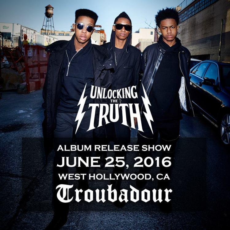 unlocking the truth troubadour 2016