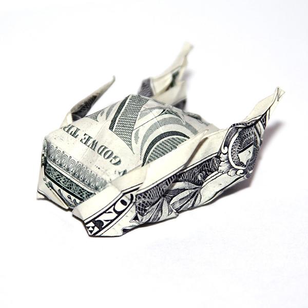Won Park Origami Money Master Modern Fix