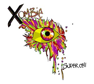 Xombie - Super Cell Album Cover_jpg
