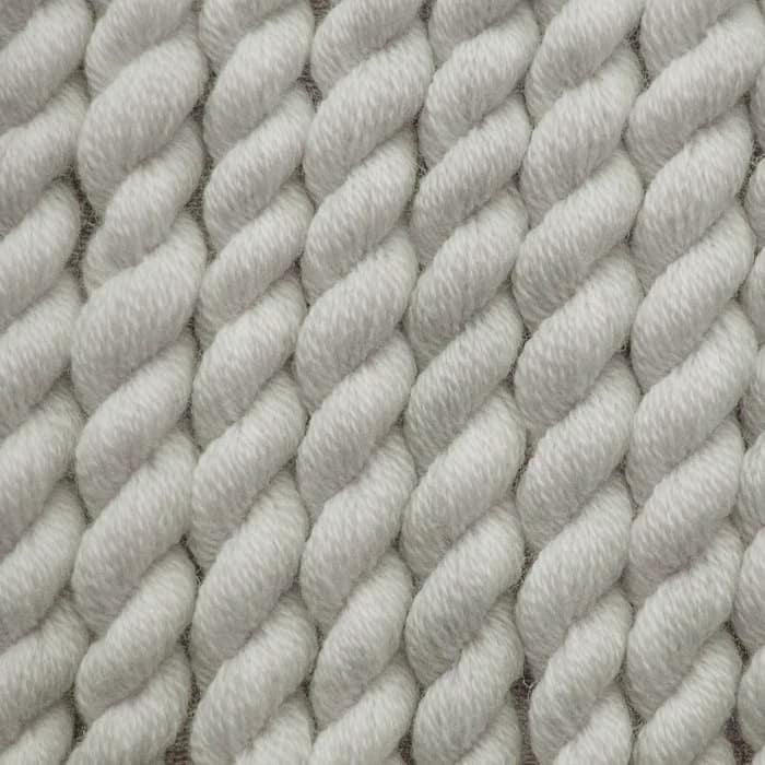 Chalk White - Modern Folk Embroidery Wool