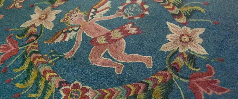 Nordiska Museet Embroidery