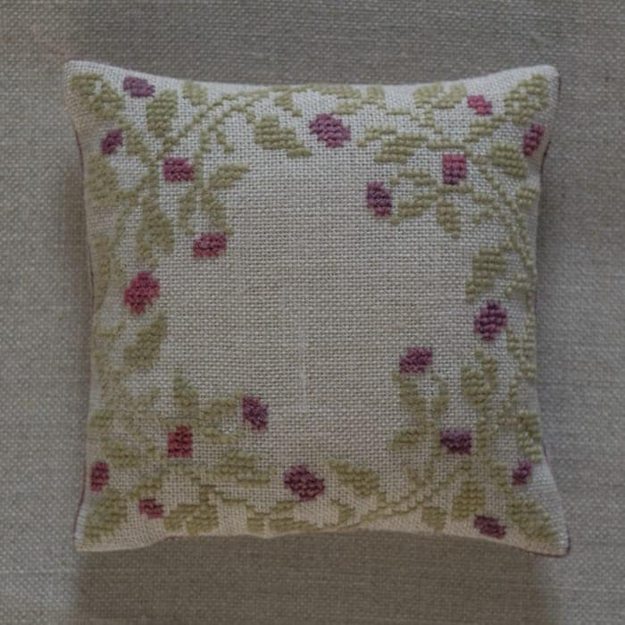 The Darling Buds - A Pinpillow Cross Stitch Pattern PDF