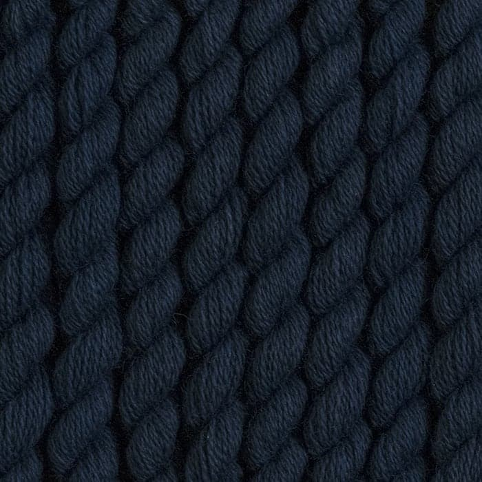 dark blueberry embroidery wool threads