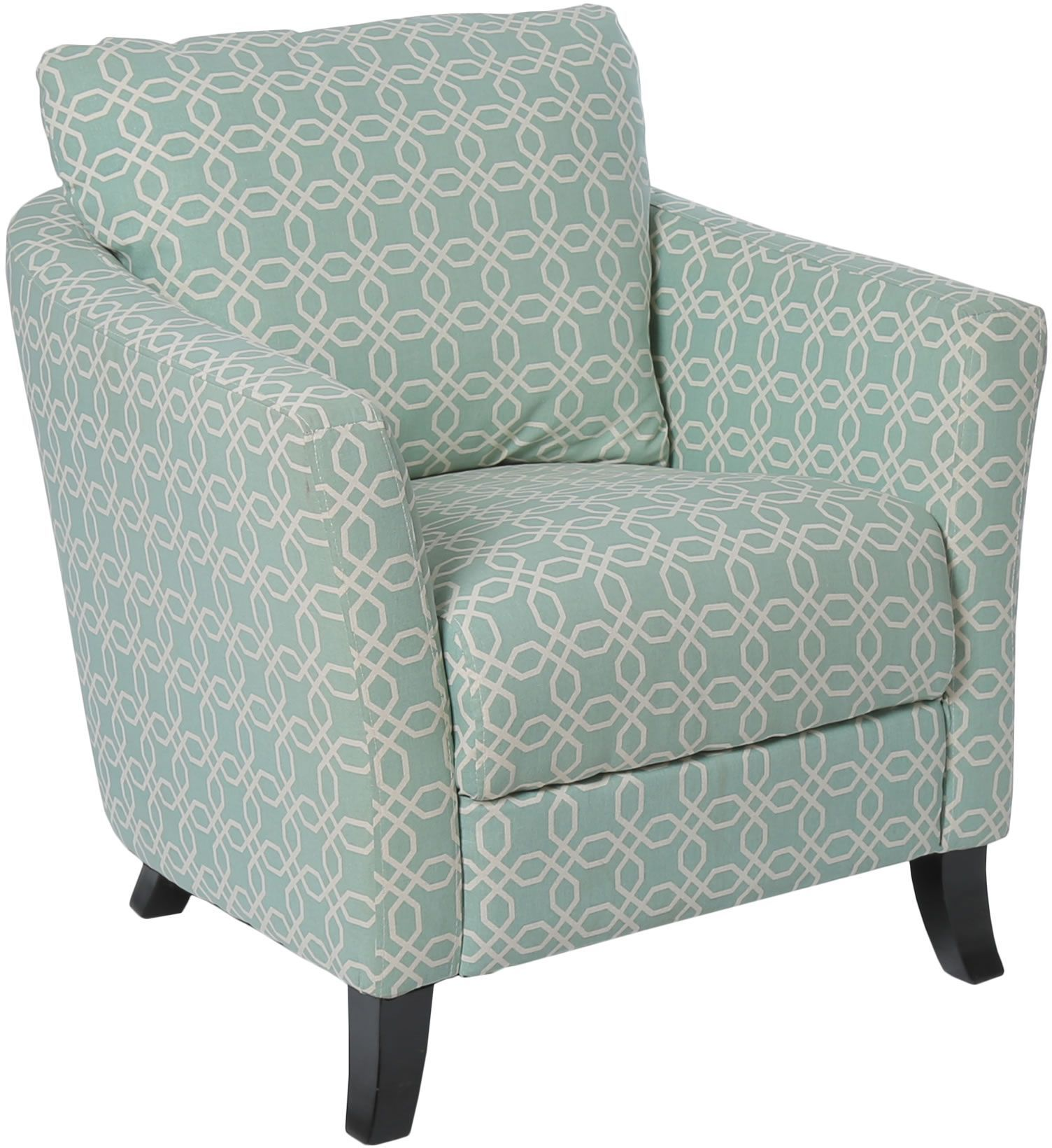 Gronn Accent Chair Soft Green