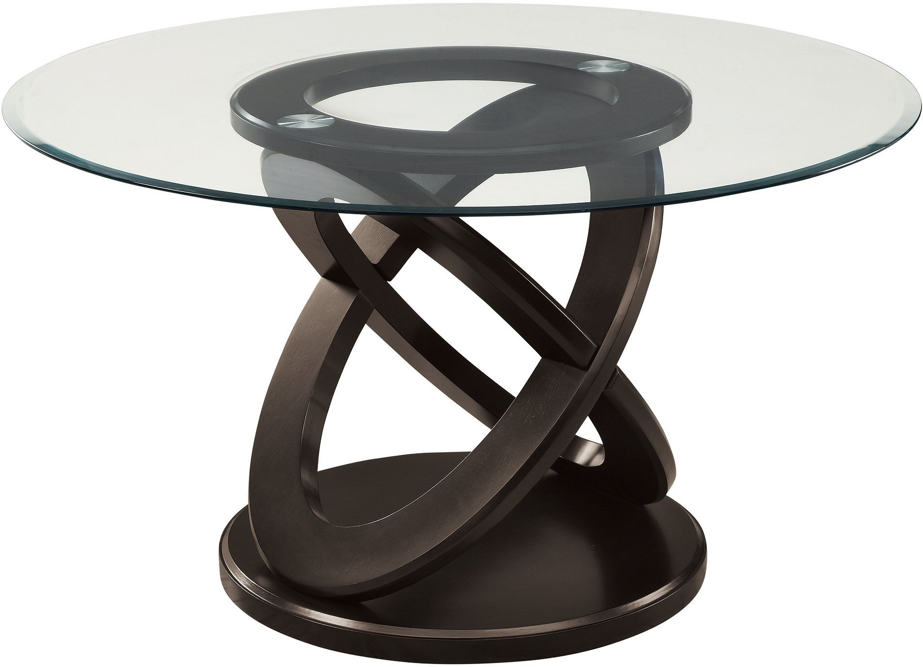 spec designs by monarch specialties guysborough dining table dark espresso i 1749 modern furniture canada