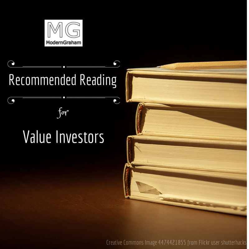 5 New Books for Value Investors - February 2016