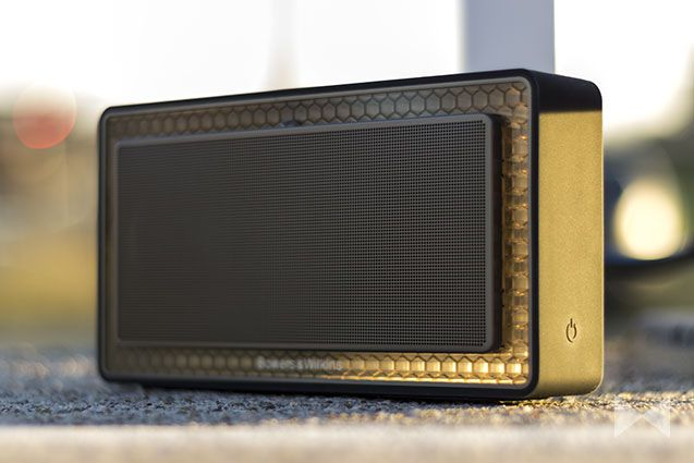 Bowers & Wilkins Bluetooth Speaker Sound