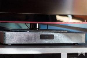 Sounddeck PEAQ-PSD400BT-B mit Smart-TV