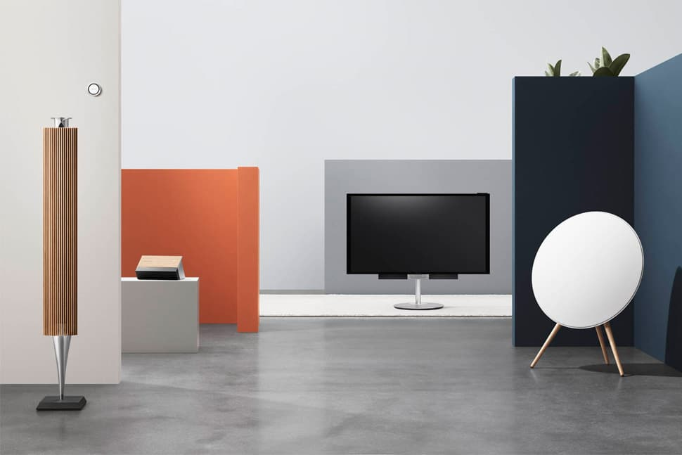 bang olufsen beolink multiroom system modernhifi. Black Bedroom Furniture Sets. Home Design Ideas