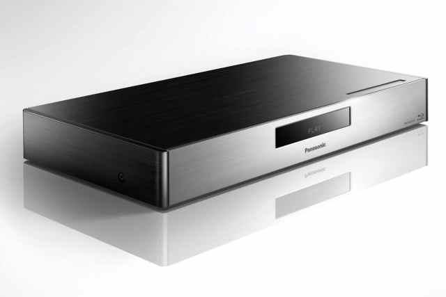 Panasonic-DMP-BDT570 Blu-ray-Player mit 4K-Upscaler, DSD-Wiedergabe und HD-Audio-Streaming
