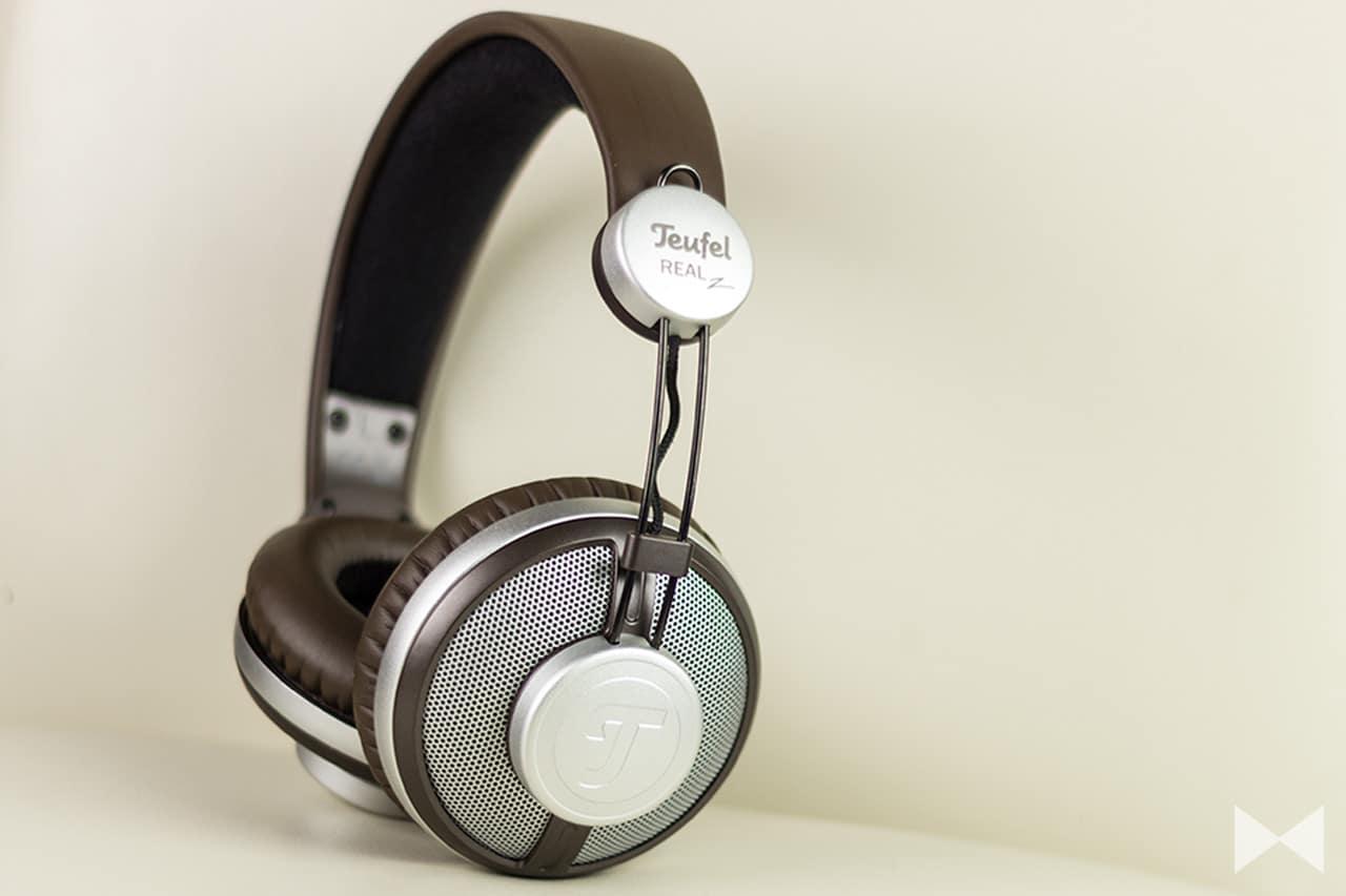 Teufel-Real-Z-Test - offener Over-Ear-Kopfhörer