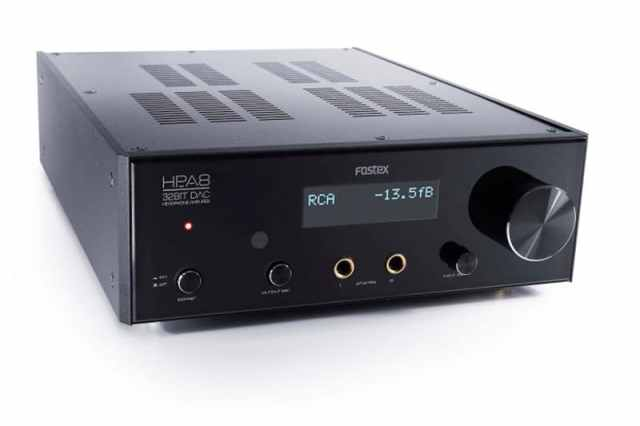 Fostex-HP-A8C Headphone-Amp review