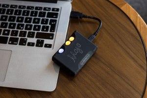 Chord-Mojo D/A-Wandler und Kopfhörerverstärker für Unterwegs