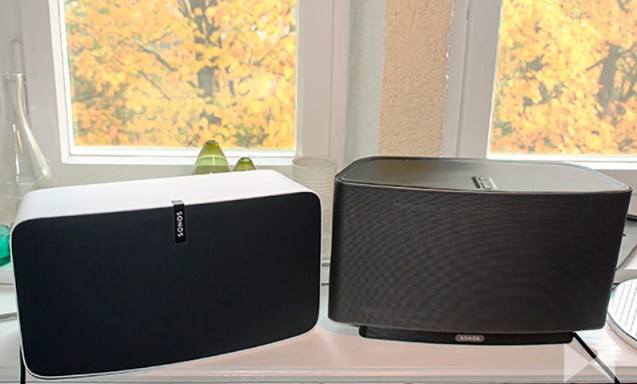 Sonos-Play-5 2015 vs. älteres Modell