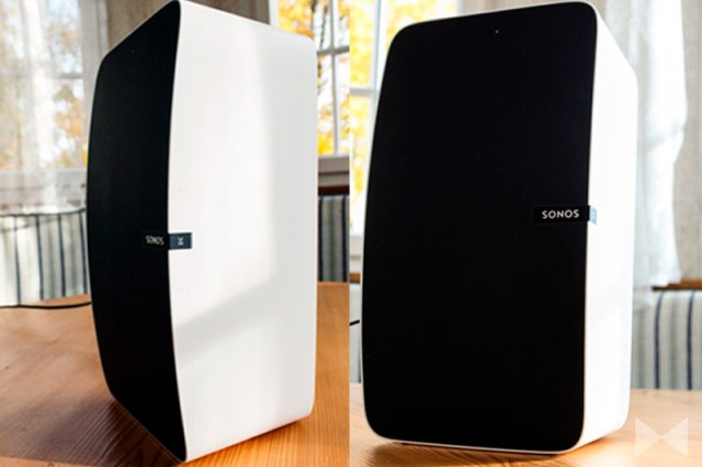 Sonos-Play-5 Wireless-Lautsprecher 2015