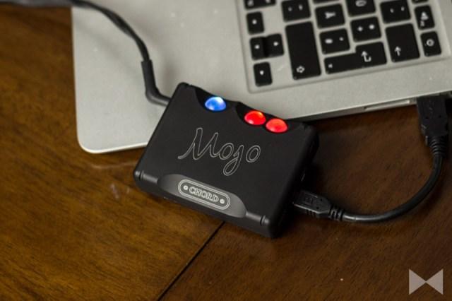 Chord-Mojo-Test DAC und Kopfhörer-Verstärker in Einem