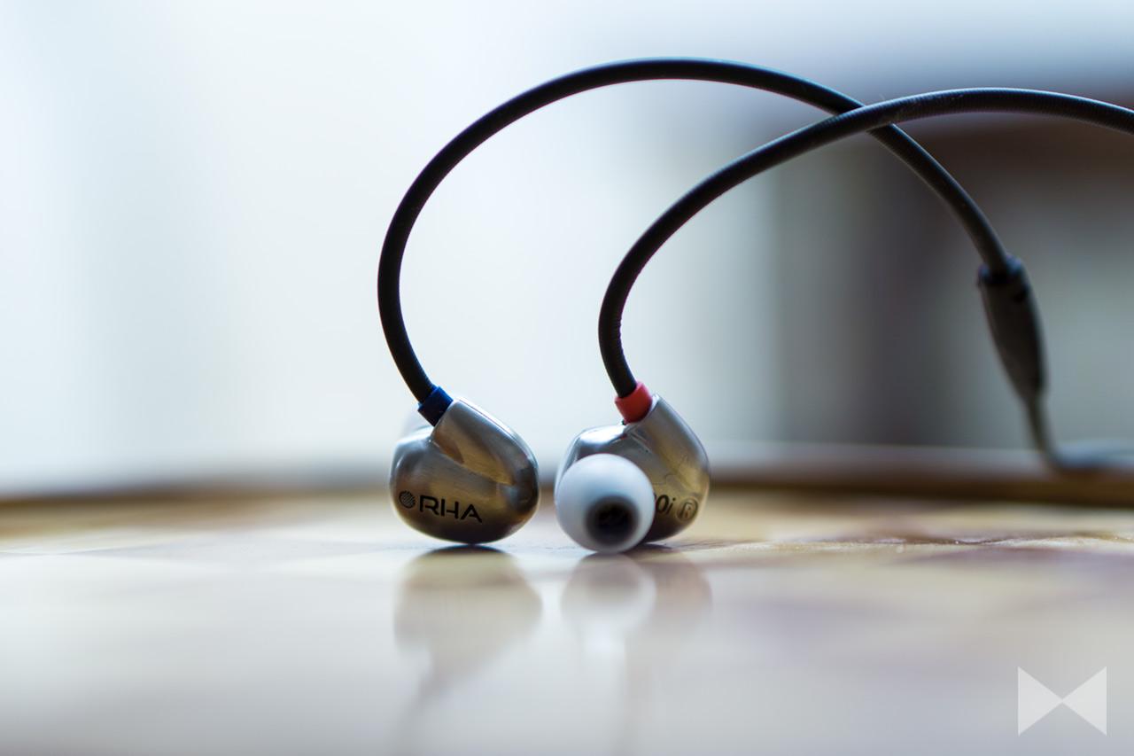 Rha T20i Black Edition Back In Modernhifi Ma750i For Iphone Test Des Ear Kopfhrers Mit Wechselbaren Klang Filtern