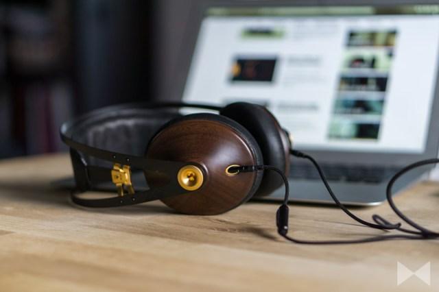 Meze-99-Classics-Test geschlossener Kopfhörer