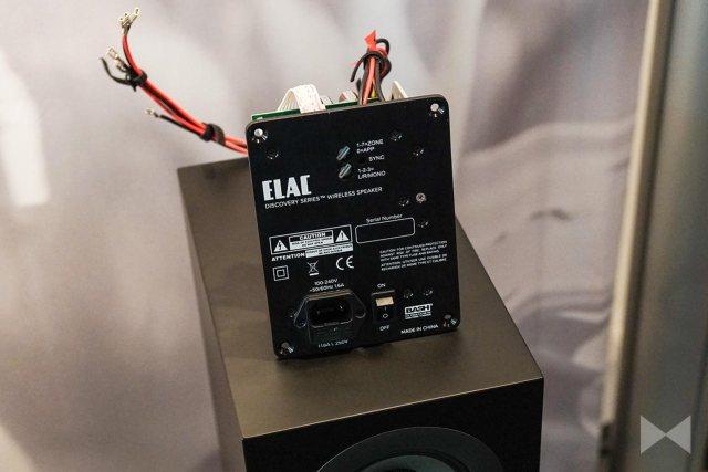 Elac Discovery Wireless Speaker Aktivmodul für Elac Passivlautsprecher
