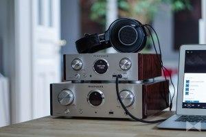 Marantz HD-DAC1 Test mit Marantz HD-AMP1