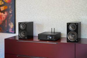 Pioneer XC-HM86D CD-Netzwerk-Stereo-Receiver