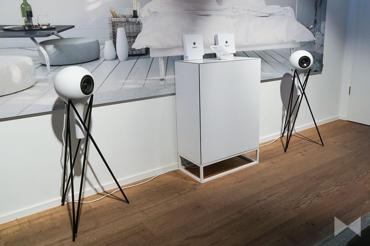 Raumfeld Rosenthal WLAN-Lautsprecher aus dem Multiroom-System