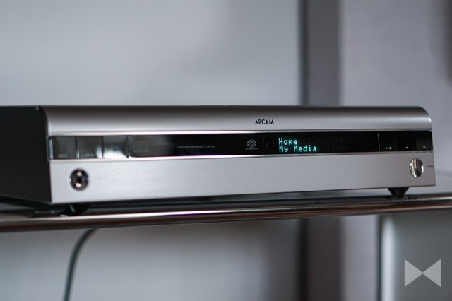 Arcam Solo Music Test