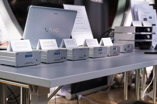 Manunta hiFace Evo Two-Serie mit D/A-Wandlern und Kopfhörerverstärkern