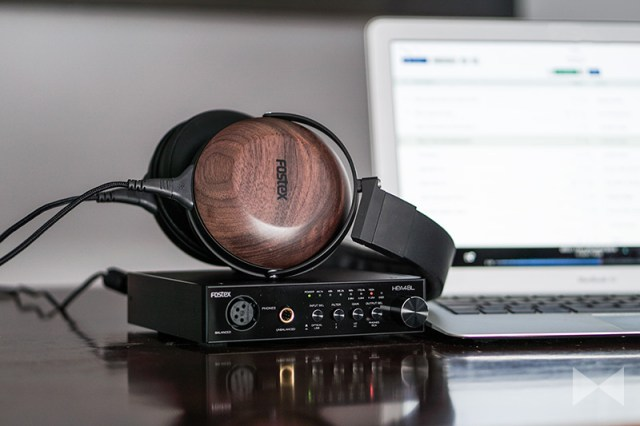 Fostex HP-A4BL Review