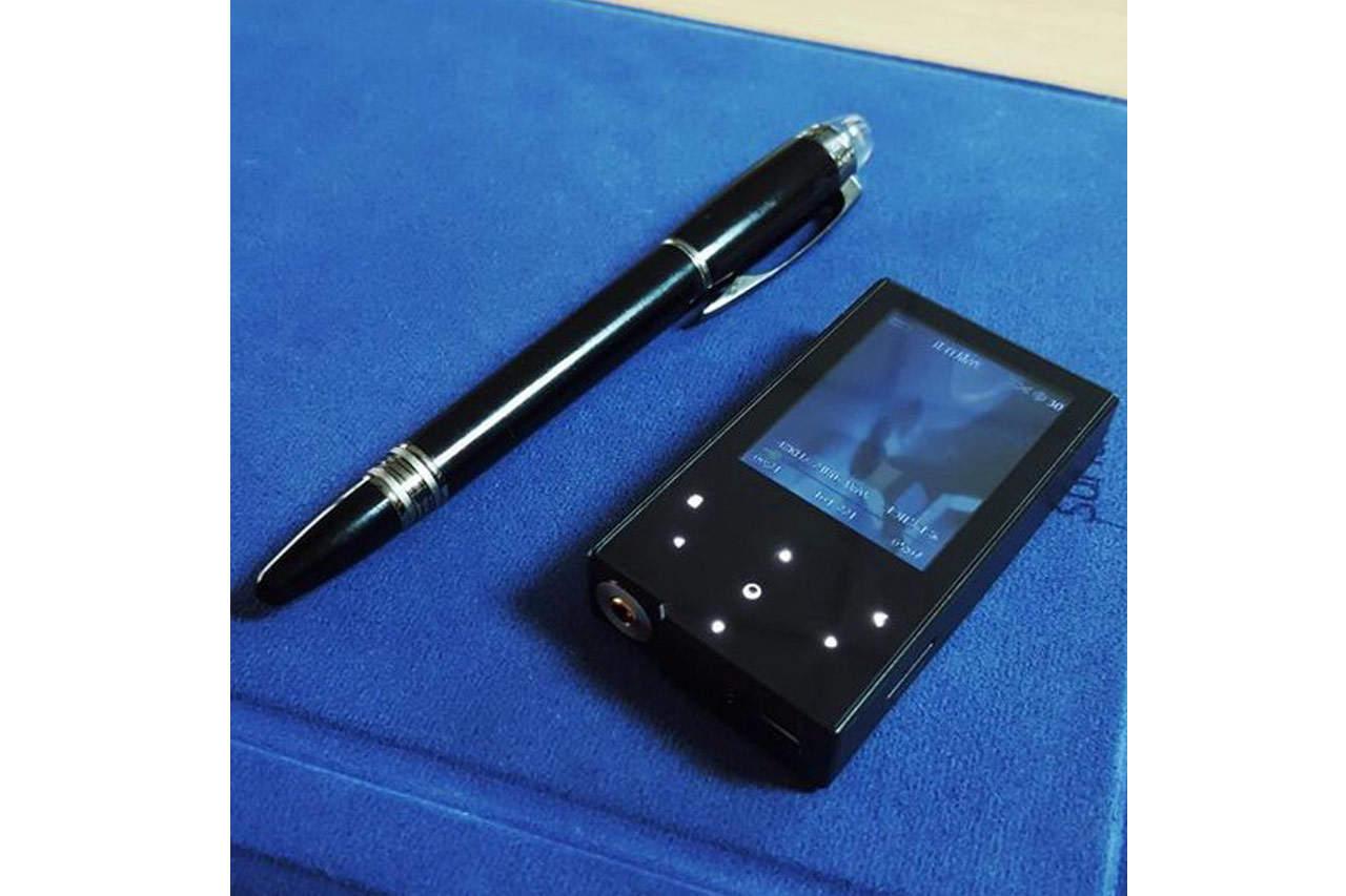 Hidizs AP60 DAC, Kopfhörer-Verstärker, Digital Audio Player