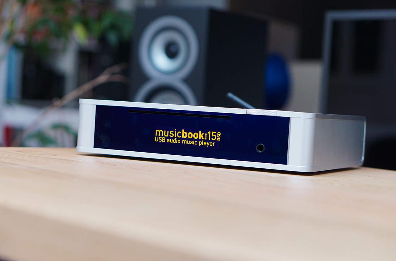 Lindemann musicbook-15 DSD