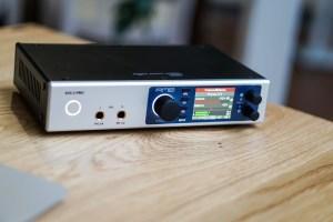 RME ADI-2 Pro D/A-Wandler und Kopfhörerverstärker