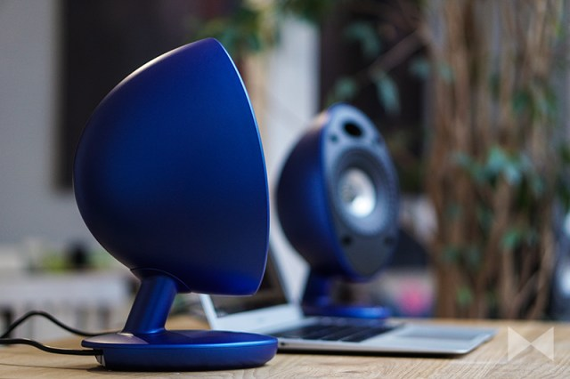 KEF Egg Review