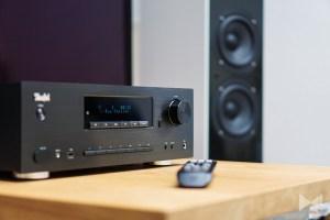 Teufel Kombo 62 mit Teufel Ultima 40 MK2 Lautsprechern und Kombo 62 Receiver