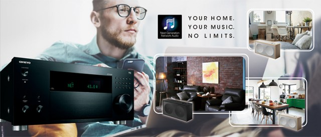 Onkyo Fireconnect Update